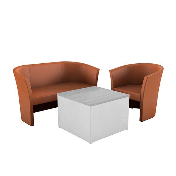 Lutz Gartenmoebel Sonnenschirme: Cocktail Kombination LUTZ-Sessel